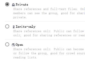 参考文献管理软件Mendeley的高级应用教程