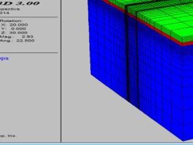 flac3d多层土设置修正剑桥模型