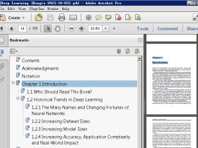 如何自动生成pdf书签