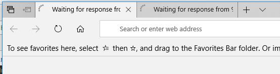 Edge浏览器老是出现